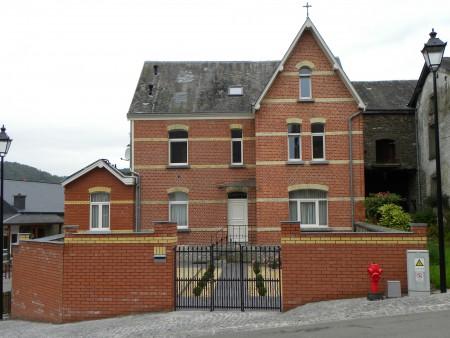 Te huur: huis de oude pastorie luxemburg 6830 poupehan huizen