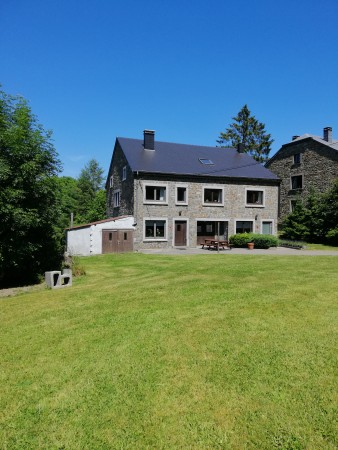 Te huur: vrijstaand huis la ferme luxemburg dochamps manhay